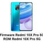 Download Firmware & ROM Redmi 10X Pro 5G