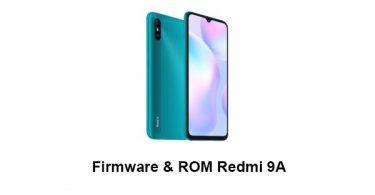 Download Firmware & ROM Redmi 9A
