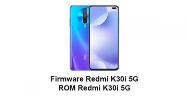 Download Firmware & ROM Redmi K30i 5G