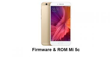 Download Firmware & ROM Mi 5C