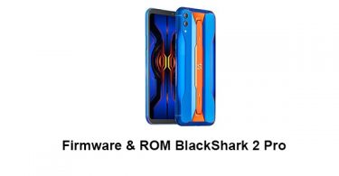Firmware & ROM BlackShark 2 Pro