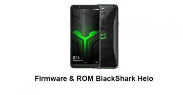 Firmware & ROM BlackShark Helo