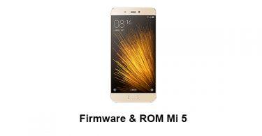 Firmware & ROM Mi 5