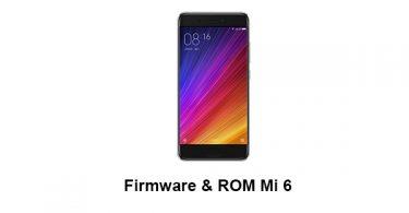 Firmware & ROM Mi 6
