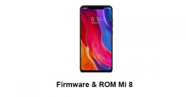 Firmware & ROM Mi 8