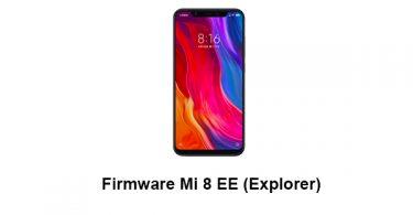 Firmware & ROM Mi 8 EE (Explorer)