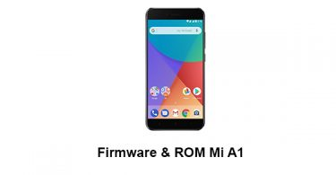 Firmware & ROM Mi A1