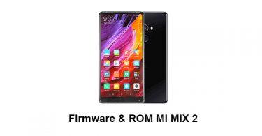Firmware & ROM Mi MIX 2
