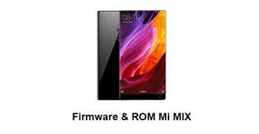 Firmware & ROM Mi MIX