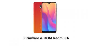 Firmware & ROM Redmi 8A