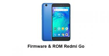 Firmware & ROM Redmi Go