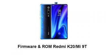 Firmware & ROM Redmi K20