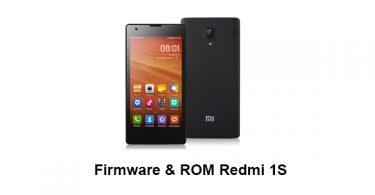 Firmware & ROM Redmi 1S