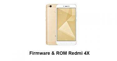 Firmware & ROM Redmi 4X