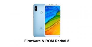 Firmware & ROM Redmi 5