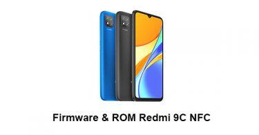 Firmware & ROM Redmi 9C NFC
