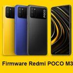 Firmware Redmi POCO M3