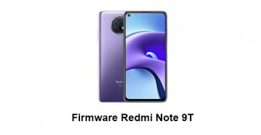Firmware Redmi Note 9T