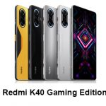 Redmi K40 Gaming Edition